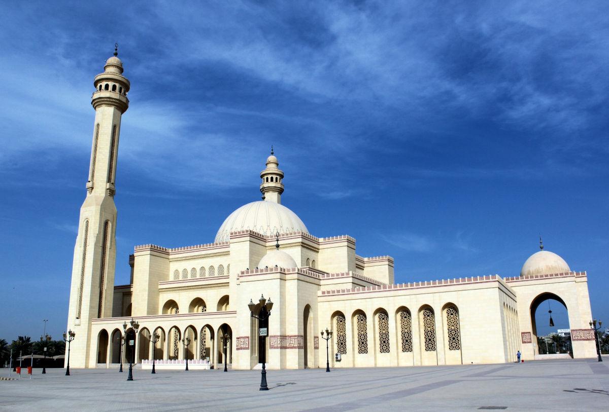 Gran Mezquita Al-Fateh