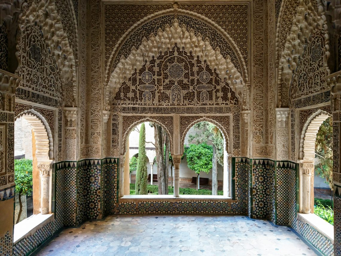 Alhambra en Granada